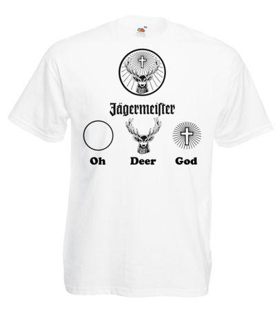 j germeister oh dear god mens t shirt clothing. Black Bedroom Furniture Sets. Home Design Ideas