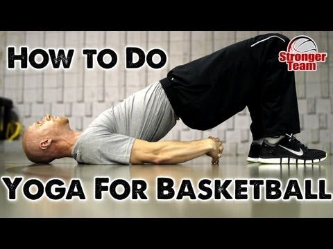 "Whole series of videos for basketball, including ""How To Do Yoga for Basketball"" and ""How to Reduce ACL Injuries for Basketball"""