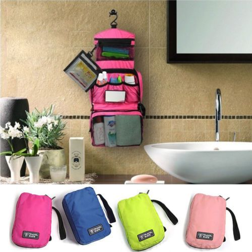 Makeup Tools & Accessories Cosmetic-Makeup-Travel-Toiletry-Hanging-Purse-Holder-Beauty-Wash-Bag-Organizer