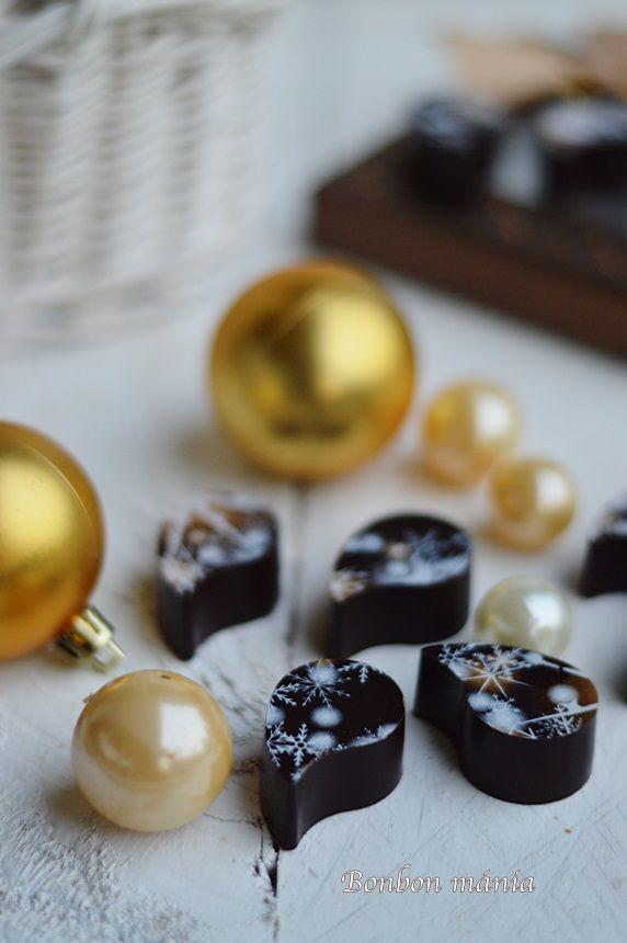 Bonbon mánia: Mézeskalács fűszeres bonbon