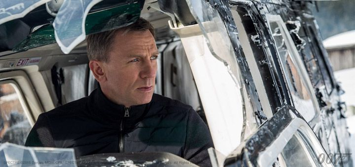 Watch the New 007 SPECTRE Trailer!