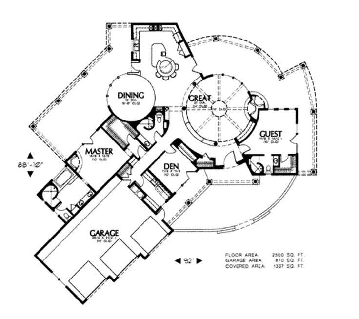 61 best weird house plans images on pinterest Weird floor plans