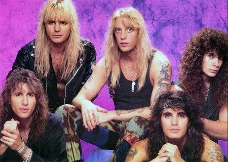 Warrant was playing right down the street from my house not that long ago so I listened to the concert from my porch. Sadly no Jani Lane
