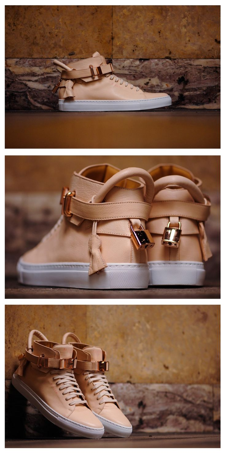 Ronnie Fieg x Buscemi 100mm Shoe