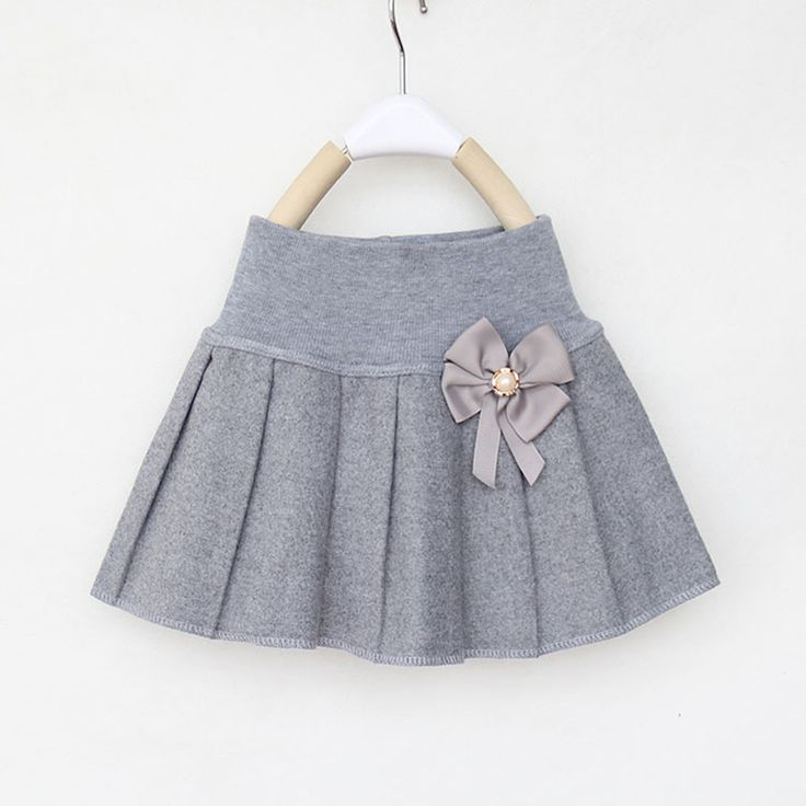 Barato Inverno crianças saias para meninas 2015 arco Faldas de Faldas Saia plissada Saia de cintura alta crianças Infantil 7 cores, Compro Qualidade Saias diretamente de fornecedores da China: New Winter Children Skirts For Girls 2015 Bow Faldas Woolen Faldas High Waist Kids Baby Skirt Girl Pleated Saia Infantil