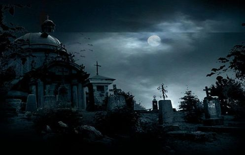 O Assombrado Cemitério de Barbados.