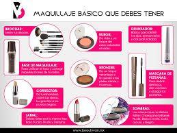 Resultado de imagen para maquillaje productos basicos