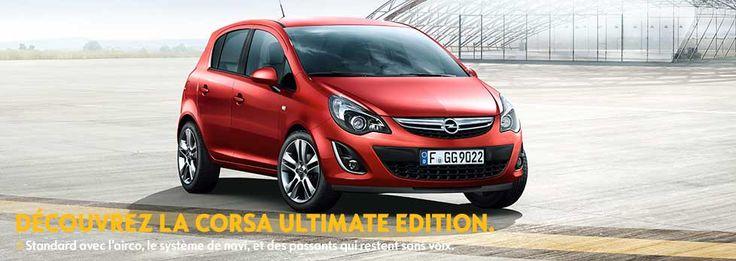 Opel et Chevrolet à Bruxelles, Waterloo et Braine-l'Alleud | Garage Peeters