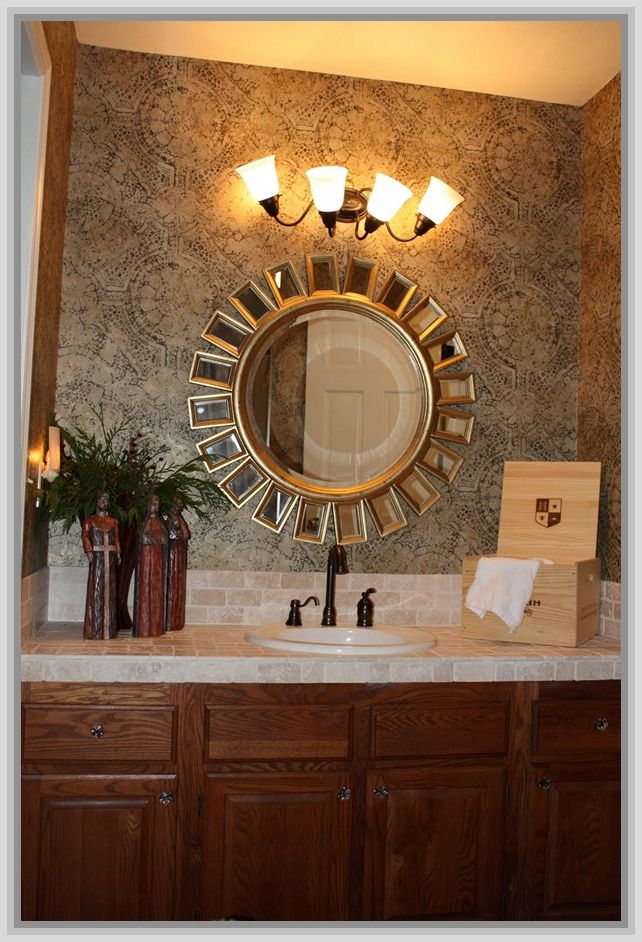The 107 best bathroom lighting over mirror images on pinterest bathroom lighting fixtures over mirror mozeypictures Choice Image