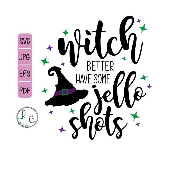 Download Witch better have some jello shots SVG, Funny Halloween ...
