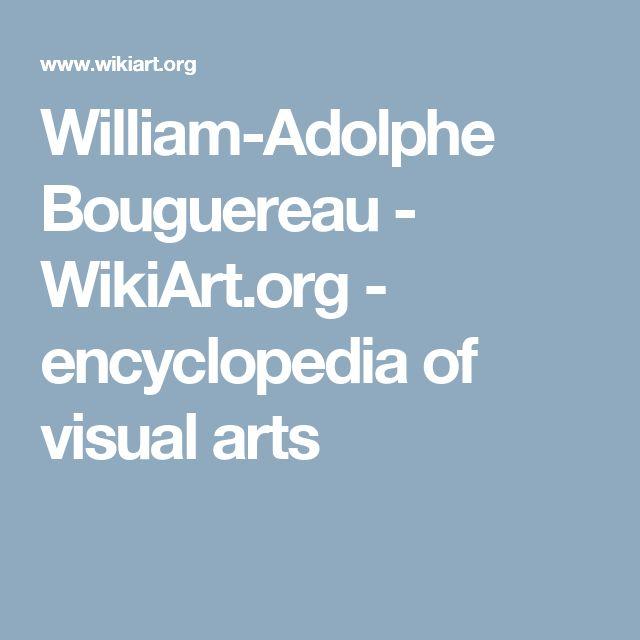William-Adolphe Bouguereau - WikiArt.org - encyclopedia of visual arts