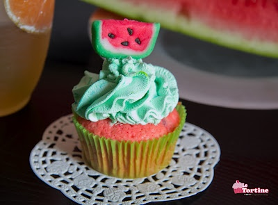 Anguria Cupcakes con Chocaviar