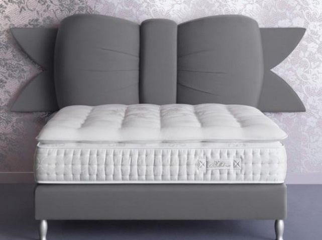 tete de lit noeud. Black Bedroom Furniture Sets. Home Design Ideas