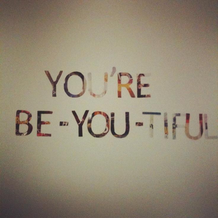 Youre So Beautiful Quotes. QuotesGram