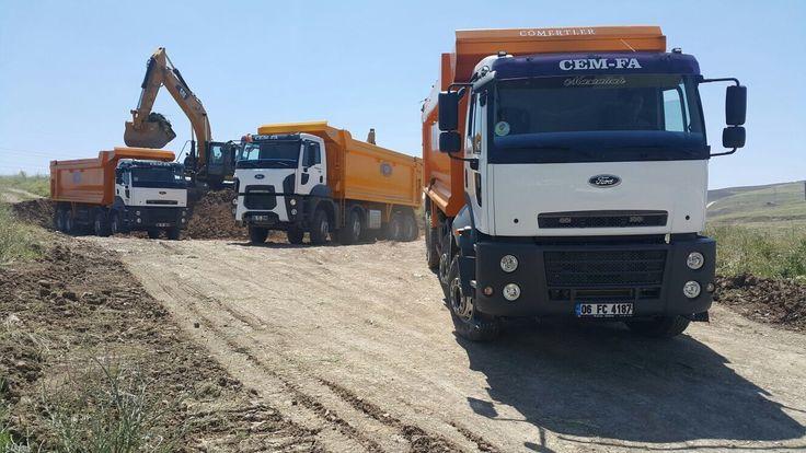 Renault ve Dacia Bayiliklerimiz için, Havaalanı Yolu Pursaklar Bölgesinde yaklaşık 23.000 m2 alana yapılacak olan plazamızın ilk temel atma çalışmaları başlamıştır.