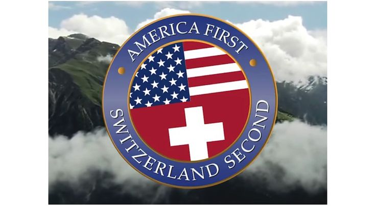 """Swiss Public Television, SRF, states why Switzerland should be """"second"""" if America is """"first"""" as Trump announced in his inauguration speech on January 20. What can Switzerland have to offer in its proposition to Trump? Check the video right here...."""