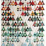 I haven't quilted in a long time, but if I get started again, this one could be close to the top of my list. Earthy and gorgeous!   Quilting basics by Canadian Living (also diagrams)
