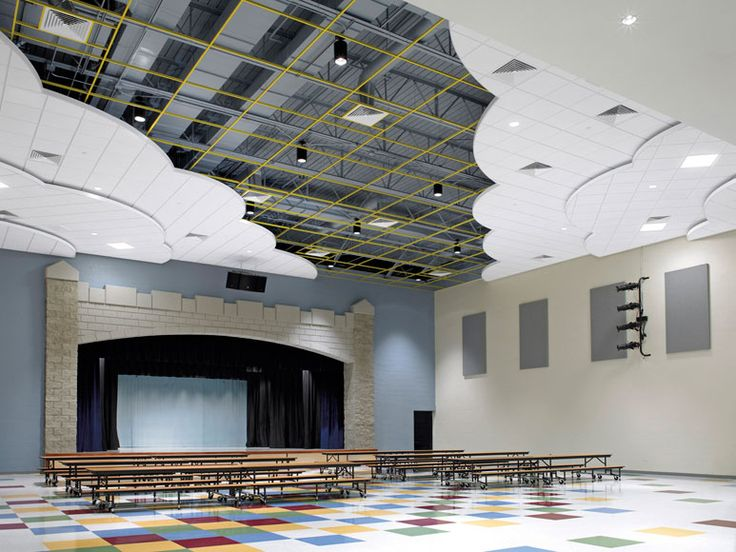 Inspiring Educational Interiors In 2019 Education Architecture School Design Ceiling Design