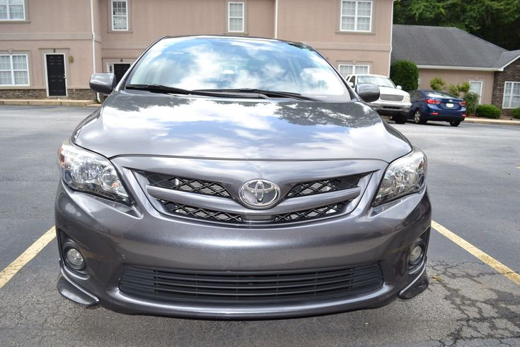Nice Great 2013 Toyota Corolla S Sedan 4-Door 2013 Toyota Corolla S 40345 Miles 4D Sedan 1.8L I4 DOHC Dual VVT-i 4-Speed Auto 2018 Check more at http://24auto.tk/toyota/great-2013-toyota-corolla-s-sedan-4-door-2013-toyota-corolla-s-40345-miles-4d-sedan-1-8l-i4-dohc-dual-vvt-i-4-speed-auto-2018-2/