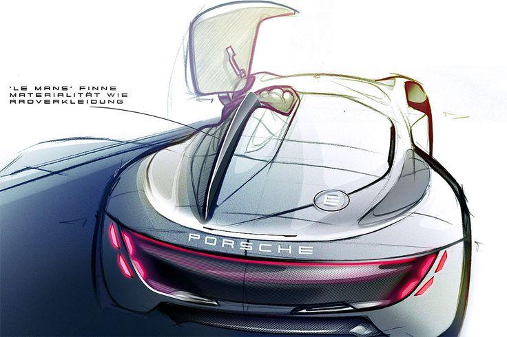Porsche Zukunft: Neue Modelle bis 2020 - Bilder - autobild.de