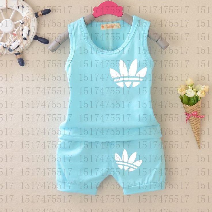 """Find More Clothing Sets Information about Hot Sale 2pcs/set  Baby Boys and Girls Clothing Sets Summer Style Brand New Vestidos Sleeveless Cotton 2016 Kids Clothes Suits,High Quality clothing,China clothes supplier Suppliers, Cheap clothes softener from lady gaga""""s children clothing  on Aliexpress.com"""