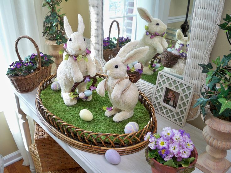 86 best valerie parr hill images on pinterest valerie parr hill just adorable set of two bunnies will delight h195095 httpqvc negle Choice Image