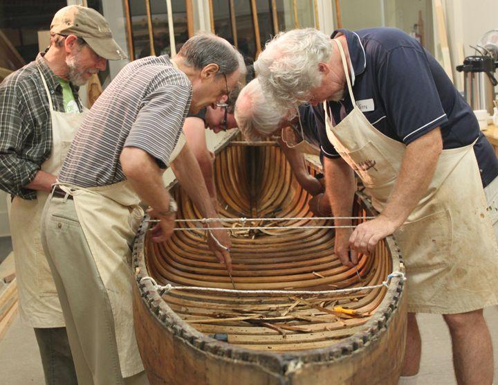 Basket Weaving Peterborough : Best diy crafts images on canoeing