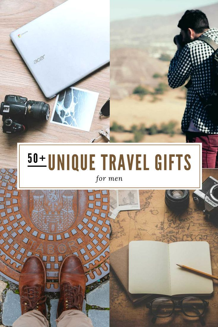 cd11063ef40 Check out this guide for 50+ unique travel gifts for men, including unique  gifts for travel lovers, and amazing ideas for travel gifts for men.