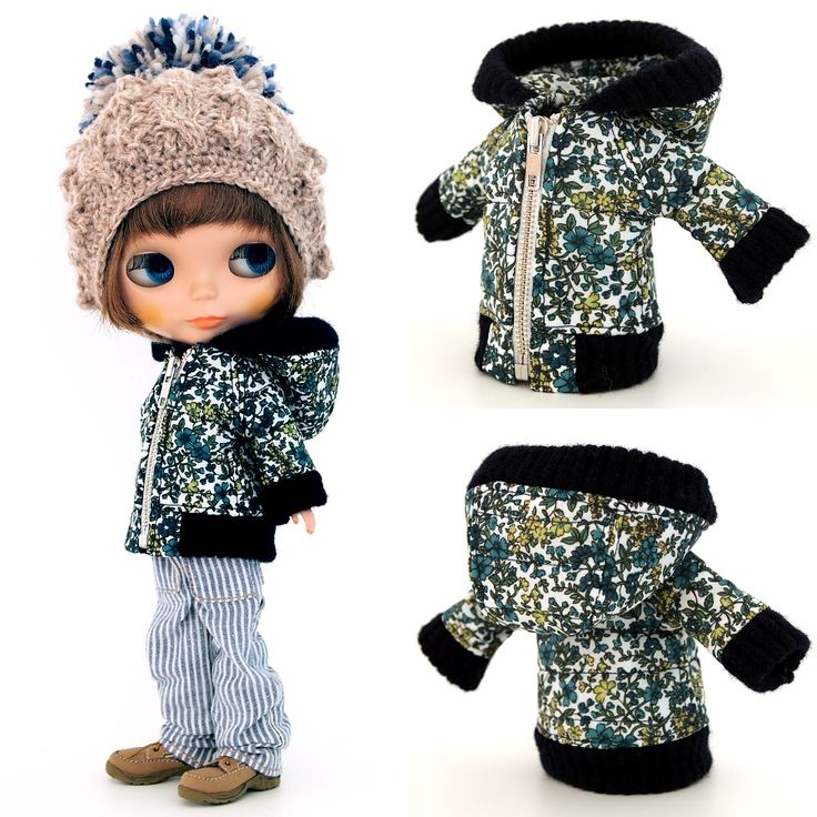 ** Blythe outfit ** Lucalily 243**の画像:mahounote.