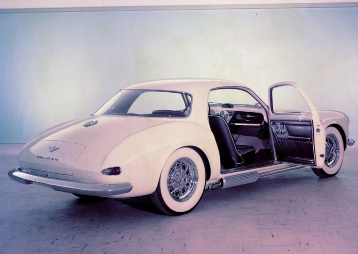 De Soto Adventurer Concept (1953) Chrysler and their concepts from the 50's…