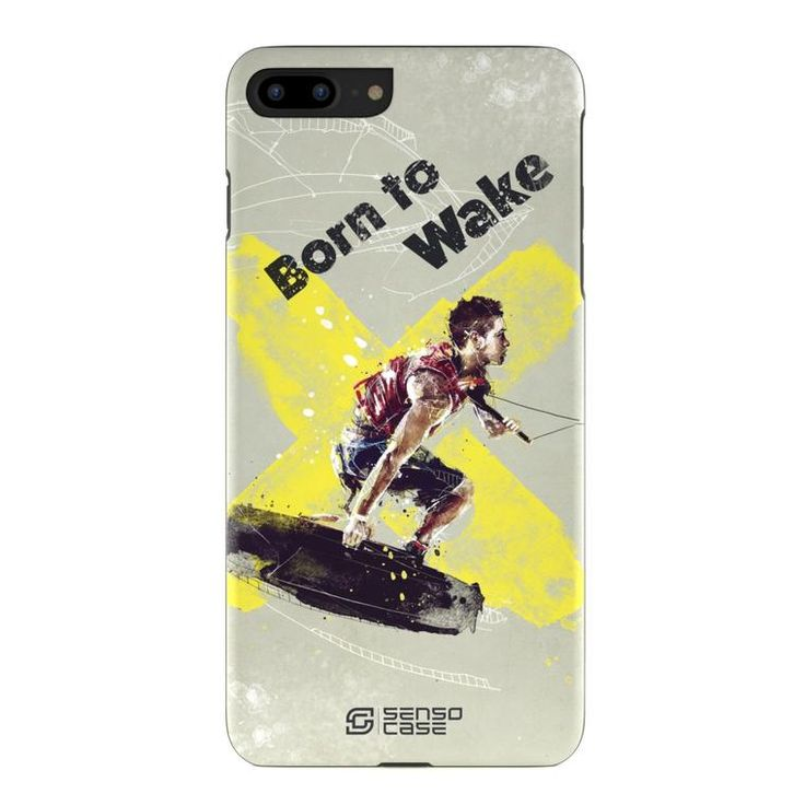 Wakeboarding iPhone 7 Plus Sport Case Cover