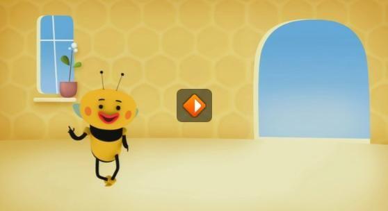thumbnail - Bijen doen de kwispeldans - Op naar de honing