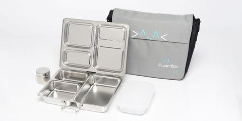Wishlist! I want this stainless steel lunch box!