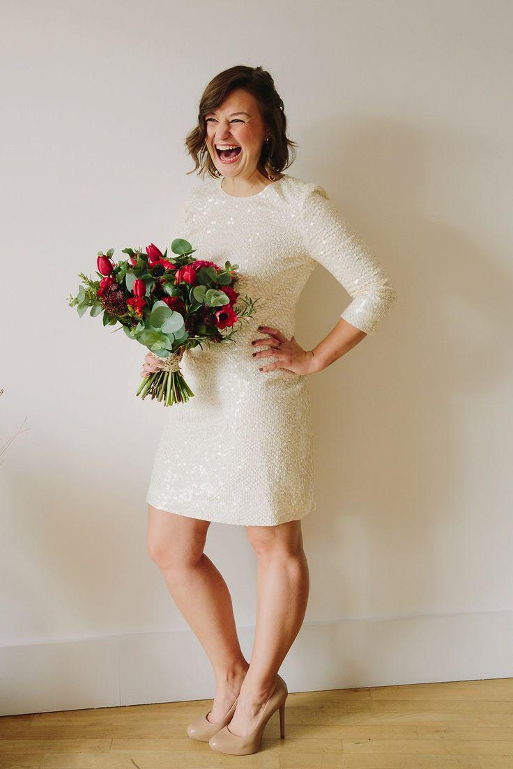 17 best ideas about short wedding dresses on pinterest for J crew short wedding dresses
