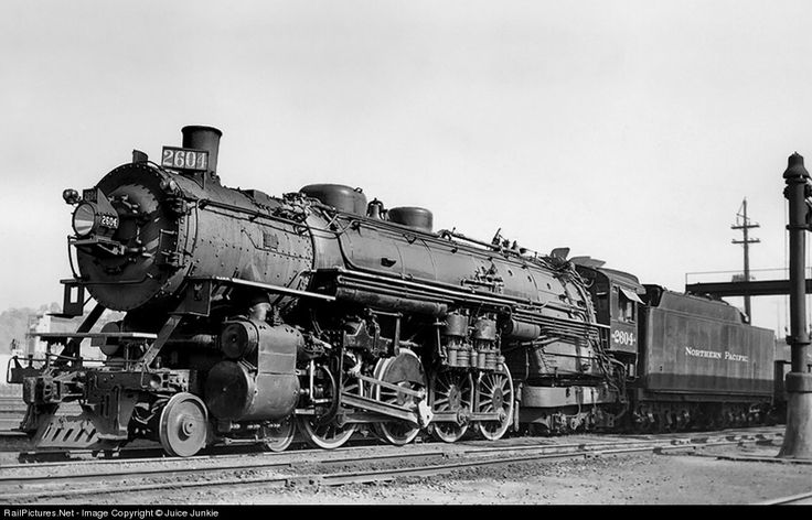 287 best Northern Pacific Railroad images on Pinterest ...