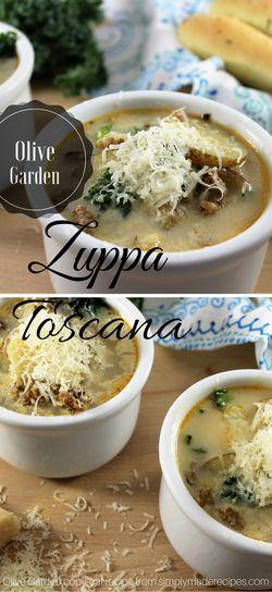 Olive Garden Zuppa Toscana (Copycat)