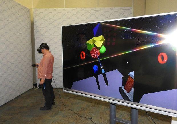 3Dプリントする物体をVR空間でデザインできるアプリ「MakeVR」  この VR アプリは最近、HTC Vive VR ヘッドセットで初登場し、VR でのオブジェクト制作の精度を向上させた。また、作成したものを3D プリントすることもできる。