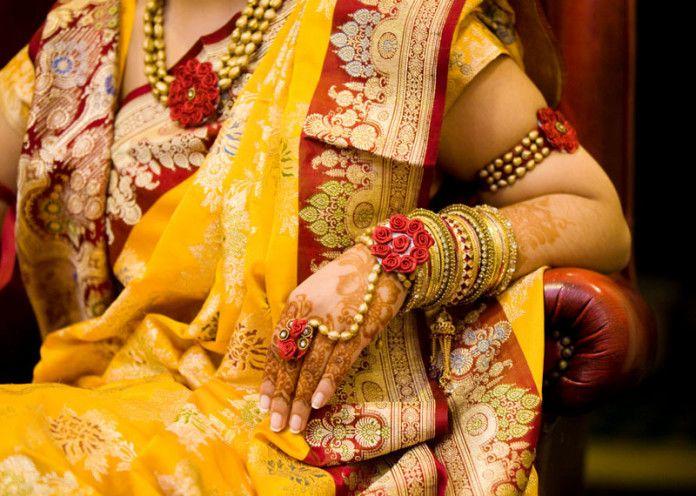 10 Kinds of Indian Bridal Sarees | Bridal Wear