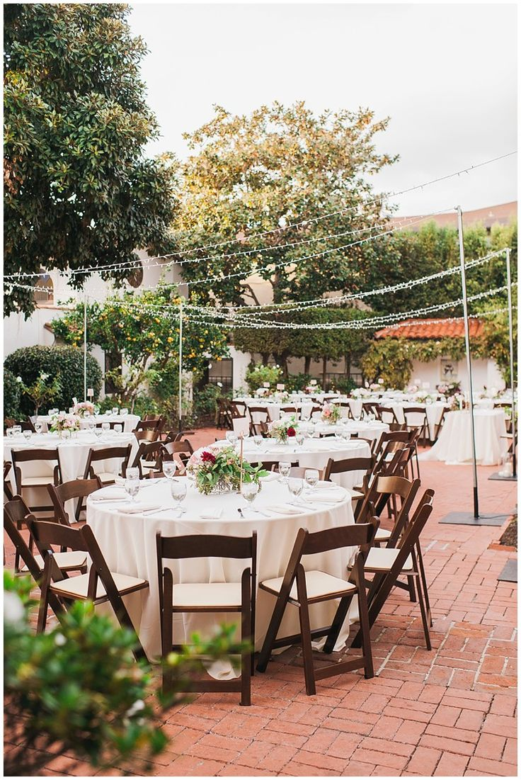 We love when our couples add market lighting to the Rose Garden at Darlington House.