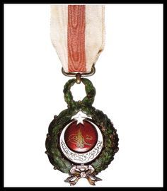 osmanlı madalyası