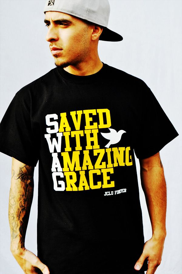 "Previous pinner- SWAG-CHRISTIAN T-SHIRT. A desperate attempt to make Christian teens look cool, and failing miserably. I hope no self respecting person over the age of 18 wears one of these hideous shirts, or uses the word ""swag"" in conversations."