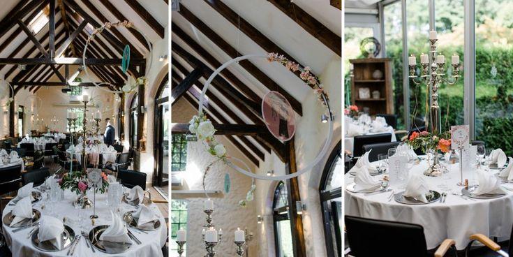 Eine classy Hochzeit auf Schloss Grünewald | Petr…