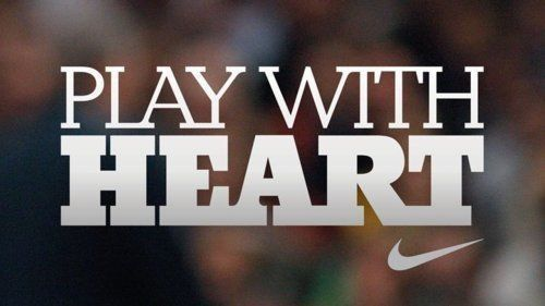 Play with Heart ~ Nike | Basketball | Pinterest | Fitness ...
