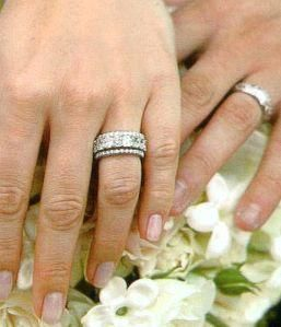 Melania Trump Engagement Ring Photos 9