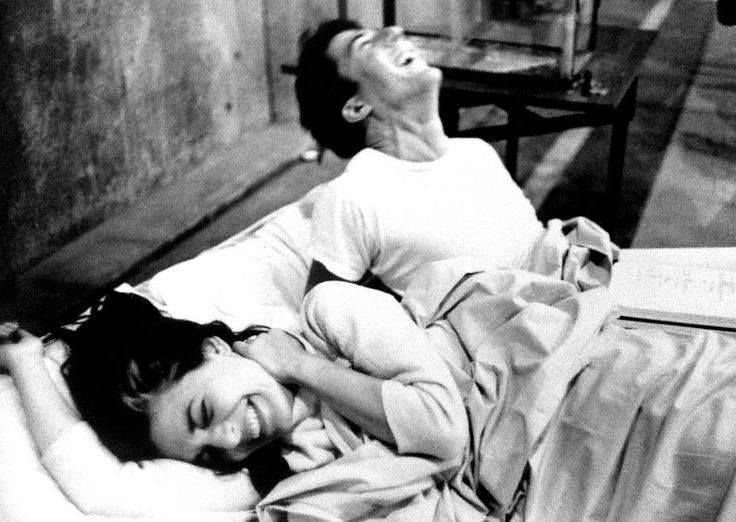 Dustin Hoffman and Anne Bancroft, Il laureato,The graduate, 1967