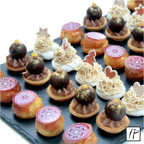 20 Best Sweet Canapes Petits Fours Images On Pinterest