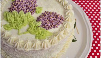 Pasta Süslemek İçin Krema Tarifi