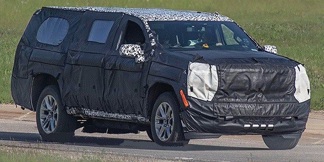 Redesign Details What Will The 2020 Chevy Tahoe Look Like Chevrolet Suburban Chevrolet Chevrolet Silverado