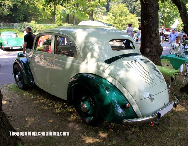 Mercedes 170 H (W28) de 1936 (37ème Internationales Oldtimer Meeting de Baden-Baden) 02