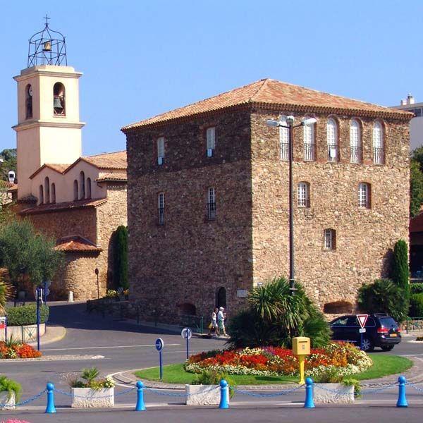 Patrimoine & traditions - Site Officiel de l'Office de Tourisme de Sainte Maxime